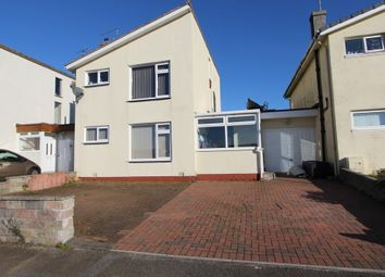 Thumbnail 3 bed link-detached house for sale in Maker Road, Torpoint