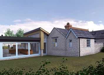 Thumbnail 4 bed detached house for sale in Bakery, Llwyn Onn, Llanfairpwll