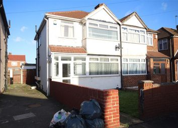 Thumbnail 3 bed semi-detached house for sale in Laburnum Road, Hayes, Middlesex
