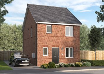 """Thumbnail 3 bed detached house for sale in """"The Embridge"""" at Chilton, Ferryhill"""
