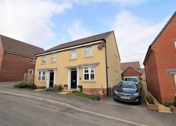 Thumbnail 3 bed semi-detached house for sale in Blakes Way, Coleford