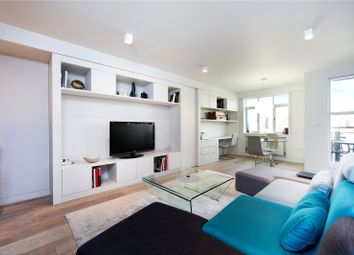 Thumbnail 1 bed flat for sale in River View Heights, 27 Bermondsey Wall West, London