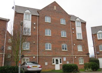 Thumbnail 2 bedroom flat for sale in Smiths Court, Southbridge, Northampton