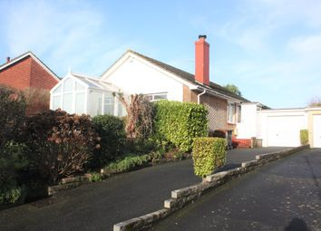 Thumbnail 3 bed detached bungalow for sale in The Fairway, Newton Ferrers, South Devon