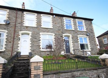 Thumbnail 3 bed terraced house for sale in Cae Gorlan Street, Abercarn, Newport