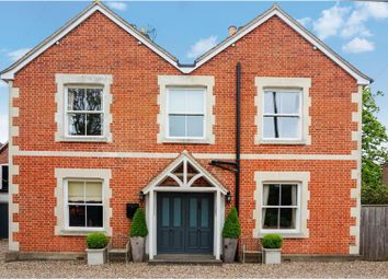 Thumbnail 4 bed detached house for sale in London Road, Bagshot