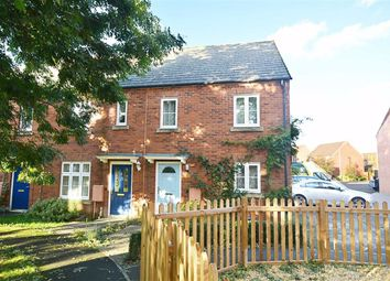 Thumbnail 2 bed semi-detached house for sale in Thatcham Avenue Kingsway, Quedgeley, Gloucester