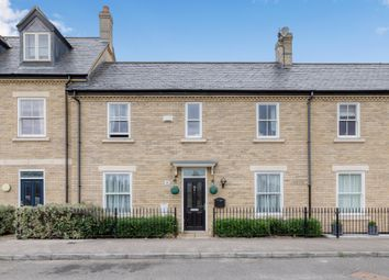 Thumbnail 3 bed terraced house for sale in Kipling Crescent, Fairfield, Herts
