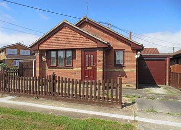 Thumbnail 1 bed detached bungalow for sale in Coniston Road, Canvey Island, Essex