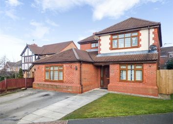 Thumbnail 4 bed detached house for sale in Burgh Wood Way, Chorley, Lancashire