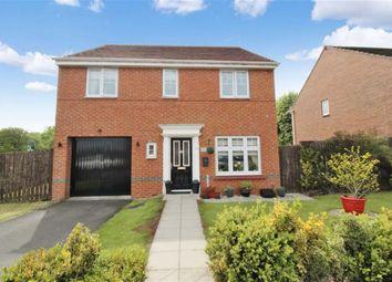 Thumbnail 4 bed detached house for sale in Kelvedon Avenue, Kenton, Newcastle Upon Tyne