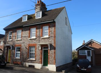 Thumbnail 3 bed semi-detached house for sale in Fairview Road, Hungerford