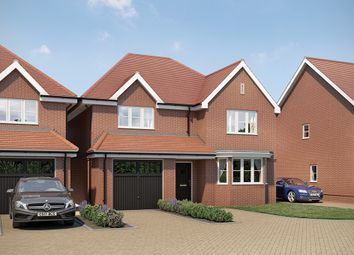 "4 bed property for sale in ""The Allington"" at ""The Allington"" At Christie Avenue, Ringmer, Lewes BN8"
