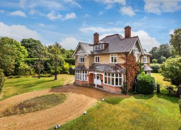 Thumbnail 6 bed detached house for sale in Horsell, Surrey