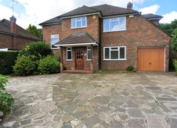 Thumbnail 4 bed property to rent in Lynwood Close, Woodham, Addlestone