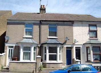 Thumbnail 3 bedroom terraced house for sale in Hamilton Road, Gillingham