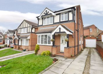 Thumbnail 3 bed detached house for sale in Rushworth Close, Stanley, Wakefield, West Yorkshire
