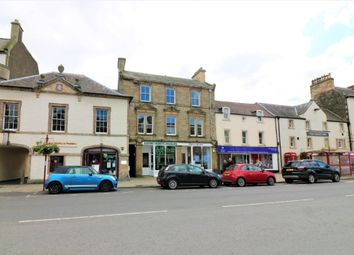 Thumbnail 1 bed flat for sale in High Street, Peebles, Scottish Borders