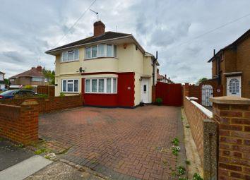 Thumbnail 2 bed semi-detached house for sale in Welwyn Avenue, Feltham