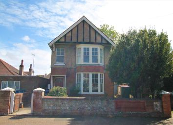 Thumbnail 2 bed flat for sale in Grove Road, Broadwater, Worthing