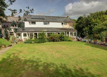 Thumbnail 5 bed detached house for sale in Pensilva, Liskeard, Cornwall