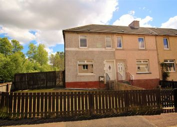 Thumbnail 3 bed end terrace house for sale in Cassels Street, Motherwell