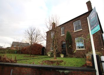 Thumbnail 4 bed detached house for sale in Eastford Road, Warrington