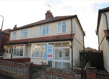 Thumbnail 3 bed property for sale in Looe Road, Old Felixstowe, Felixstowe