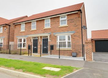 Thumbnail 3 bed semi-detached house for sale in Lawrance Avenue, Anlaby, Hull
