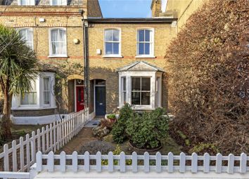 Thumbnail 3 bed terraced house for sale in Lillieshall Road, London
