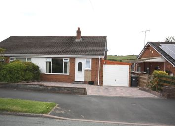 Thumbnail 2 bed semi-detached bungalow to rent in Brieryhurst Road, Kidsgrove, Stoke-On-Trent