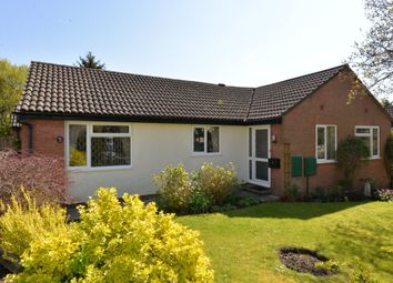 Thumbnail 3 bed detached bungalow for sale in Heron Close, Sway, Lymington