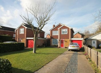 Thumbnail 3 bedroom detached house for sale in Brockwood Close, Duston, Northampton