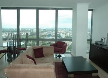 Thumbnail 2 bedroom terraced house to rent in No1 West India Quay Marsh Wall, Canary Wharf