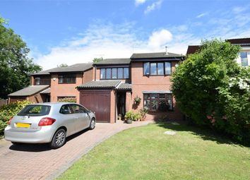 Thumbnail 4 bed detached house for sale in Heathleigh Drive, Langdon Hills Basildon, Essex