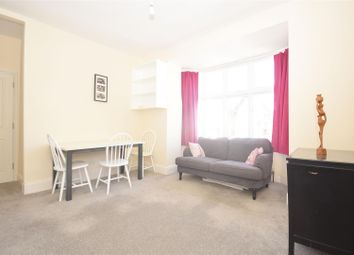 Thumbnail 1 bed flat to rent in Leinster Avenue, London