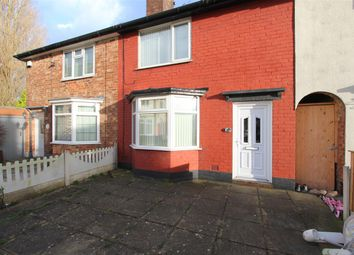 Thumbnail 3 bed terraced house to rent in Churchdown Close, Knotty Ash, Liverpool