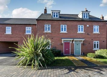Thumbnail 3 bedroom terraced house for sale in Martival Court, Ashby-De-La-Zouch