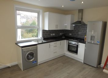 Thumbnail 1 bed flat to rent in Leicester Road, Lewes