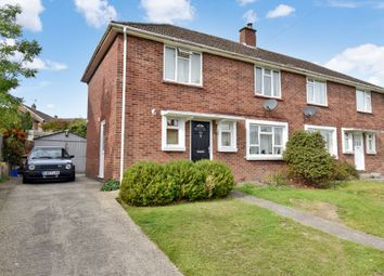 Thumbnail 3 bed semi-detached house for sale in Brummell Road, Speen, Newbury