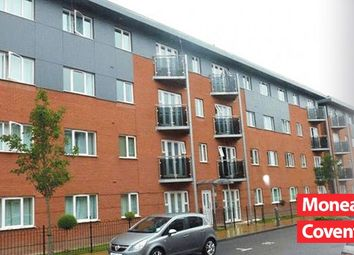 2 bed flat to rent in Monea Hall, Coventry CV1