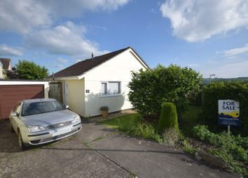 Thumbnail 2 bed bungalow for sale in Parkes Road, Torrington, Devon