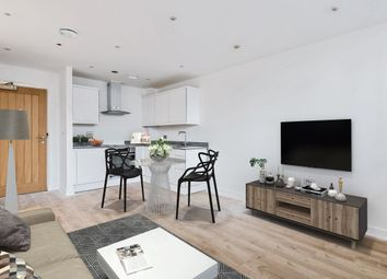 Thumbnail 1 bed flat for sale in Stanmore Hill, Stanmore