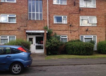Thumbnail 2 bed flat for sale in Eastfield Close, Worcester, Worcestershire