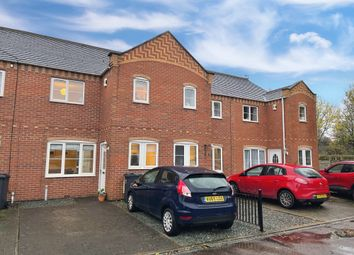 Thumbnail 3 bed town house for sale in Quorndon Terrace, Quorn