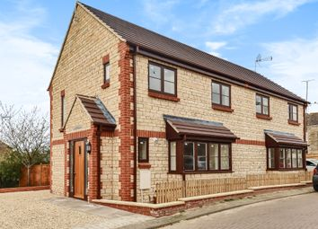 Thumbnail 3 bed semi-detached house to rent in Corndell Gardens, Witney