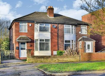 3 bed semi-detached house to rent in Parrs Wood Road, Didsbury, Manchester M20