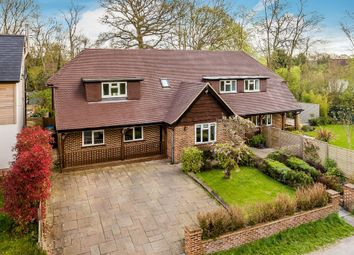 Thumbnail 4 bedroom detached house for sale in Gordons Way, Oxted
