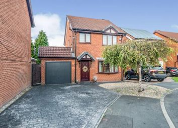 Thumbnail 3 bed detached house for sale in Buckthorn Close, Westhoughton, Bolton, Greater Manchester