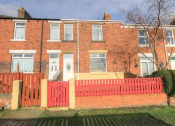Thumbnail 1 bed flat to rent in Langley Terrace, Annfield Plain, Stanley